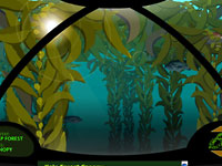 kelp forest from Venture above and below the waters game